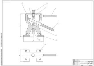 Как сделать минилифтер своими руками чертежи